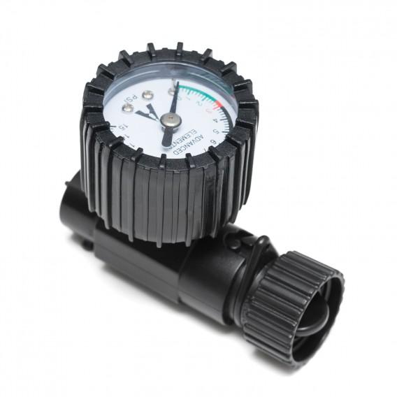 Advanced Elements Ventiladapter mit Manometer bis 2,5 psi