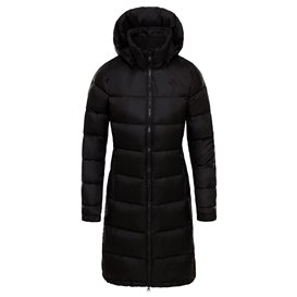 The North Face Metropolis Parka III Damen Daunenjacke Winterjacke black