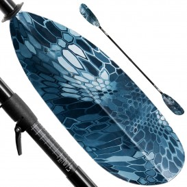 ExtaSea R-Skin Vario Fiberglas Doppelpaddel Kajak Paddel 2-teilig hier im ExtaSea-Shop günstig online bestellen