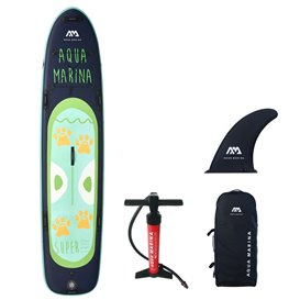 Aqua Marina Super Trip Family Stand Up Paddle Board aufblasbares SUP