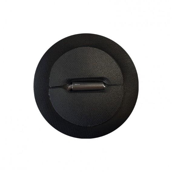 Aqua Marina D-Ring mit Beschlag rund schwarz hier im Aqua Marina-Shop günstig online bestellen