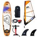 Aqua Marina Blade Windsurf SUP mit 3.0 m2 Segel Stand up Paddle Board Set