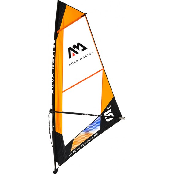 Aqua Marina Blade Windsurf SUP mit 5.0 m2 Segel Stand up Paddle Board Set hier im Aqua Marina-Shop günstig online bestellen
