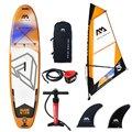 Aqua Marina Blade Windsurf SUP mit 5.0 m2 Segel Stand up Paddle Board Set