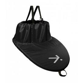 Hiko Basic PU Fitflex Spritzdecke Spritzschutz black hier im Hiko-Shop günstig online bestellen