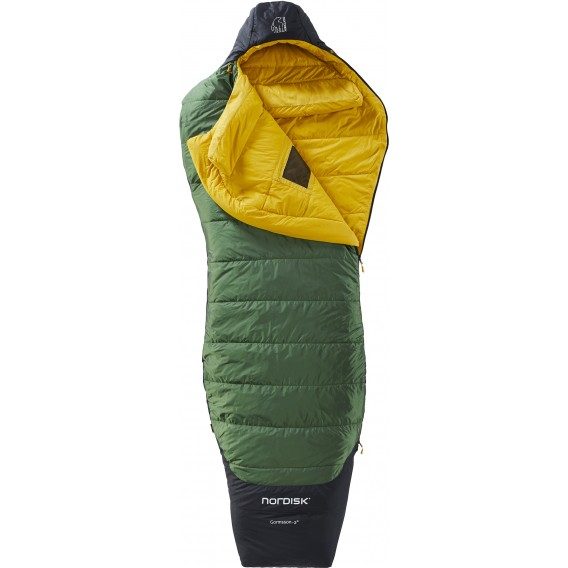 Nordisk Gormsson -2 Curve 3-Jahreszeiten Schlafsack Kunstfaserschlafsack hier im Nordisk-Shop günstig online bestellen