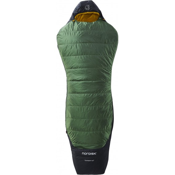 Nordisk Gormsson +10 Curve Sommerschlafsack Kunstfaserschlafsack hier im Nordisk-Shop günstig online bestellen