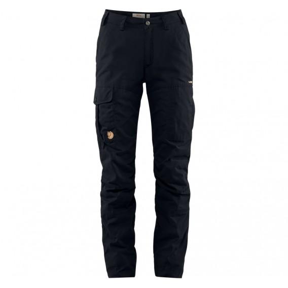Fjällräven Karla Pro Winter Trousers Damen Winterhose Trekkinghose black hier im Fjällräven-Shop günstig online bestellen