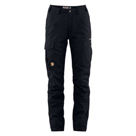 Fjällräven Karla Pro Winter Trousers Damen Winterhose Trekkinghose black