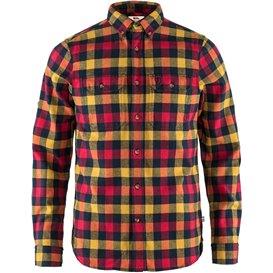 Fjällräven Skog Shirt Herren Freizeithemd Outdoorhemd true red