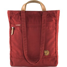 Fjällräven Totepack No. 1 Umhängetasche Shopper deep red