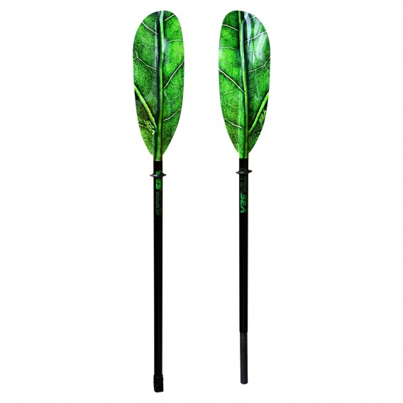 ExtaSea Leaf Vario Fiberglas Doppelpaddel Kajak Paddel 2-teilig inkl. Tasche hier im ExtaSea-Shop günstig online bestellen
