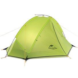 Naturehike Tagar 1 SI Zelt Kuppelzelt 1 Personen Trekkingzelt green