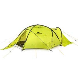Naturehike Logo Alpine Tent 2 Personen Kuppelzelt Trekking Zelt green