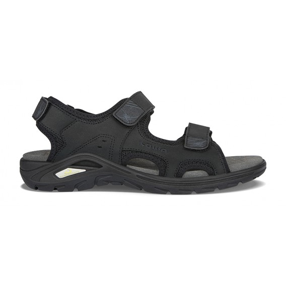 Lowa Urbano Herren Trekking und Outdoor Sandale schwarz hier im Lowa-Shop günstig online bestellen