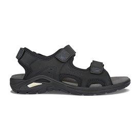 Lowa Urbano Herren Trekking und Outdoor Sandale schwarz