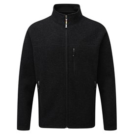 Sherpa Namgyal Jacket Herren Fleecejacke black