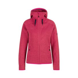 Mammut Arctic ML Hooded Jacket Damen Fleecejacke sundown melange
