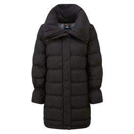 Sherpa Yangzum Parka Damen Winterjacke Wintermantel black