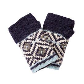 Sherpa Nitya Handwarmer Handschuhe rathee multi