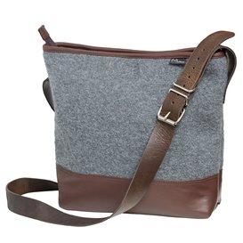 Mufflon TLR Handtasche Umhängetasche grey hier im Mufflon-Shop günstig online bestellen