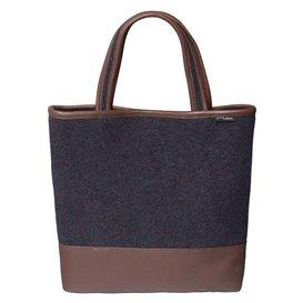 Mufflon EKB Handtasche Tragetasche blaubeere hier im Mufflon-Shop günstig online bestellen
