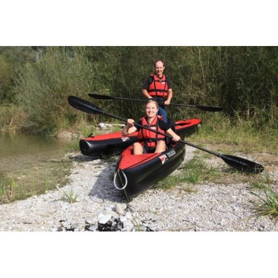 Grabner Holiday 2 2er Kajak 2020er MESSEBOOT Luftboot Schlauchboot hier im Grabner-Shop günstig online bestellen