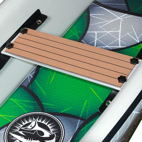 ExtaSea DS III 420 Kanu Full Drop-Stitch Hochdruck Luftkanu Set TESTBOOT hier im ExtaSea-Shop günstig online bestellen