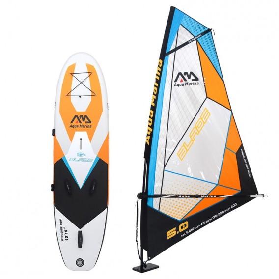 Aqua Marina Blade Windsurf SUP aufblasbares Stand Up Paddle Board Ausstellungsstück hier im Aqua Marina-Shop günstig online best