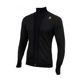 Aclima Hotwool Jacket Light 230g ultraleichte Jacke unisex black hier im Aclima-Shop günstig online bestellen