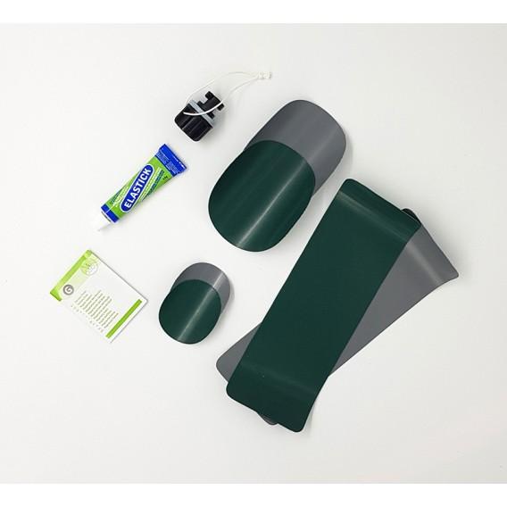 Gumotex Reparaturset für Nitrilon Kajaks grün