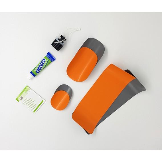 Gumotex Reparaturset für Nitrilon Kajaks orange