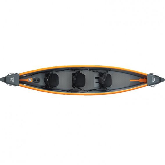 Aqua Marina Tomahawk AIR-C AUSSTELLUNGSBOOT 3er Drop-Stitch Kajak Schlauchboot hier im Aqua Marina-Shop günstig online bestellen