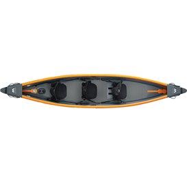Aqua Marina Tomahawk AIR-C AUSSTELLUNGSBOOT 3er Drop-Stitch Kajak Schlauchboot