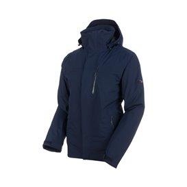 Mammut Mercury 3 in 1 HS Jacket Herren Doppeljacke Winterjacke marine-marine hier im Mammut-Shop günstig online bestellen