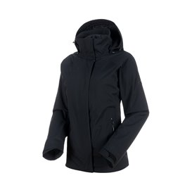 Mammut Mercury 3 in 1 HS Jacket Damen Doppeljacke Winterjacke black-black