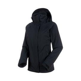 Mammut Mercury 3 in 1 HS Jacket Damen Doppeljacke Winterjacke black-black hier im Mammut-Shop günstig online bestellen