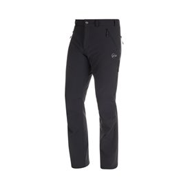Mammut Winter Hiking Pants Short Herren Softshellhose black