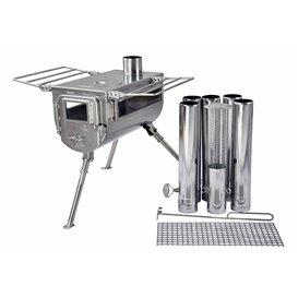 Winnerwell Woodlander Double View Campingküche Outdoor Ofen Gr. M hier im Winnerwell-Shop günstig online bestellen