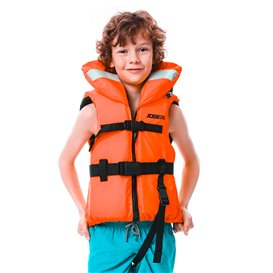 Jobe Comfort Boating Vest Youth 100N Kinder Nylon Weste orange