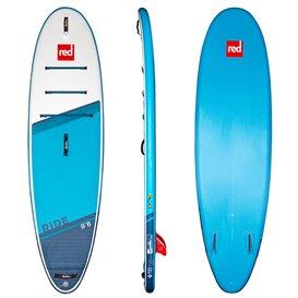 Red Paddle Ride 9'8 MSL SUP aufblasbares Stand up Paddle Board hier im Red Paddle-Shop günstig online bestellen