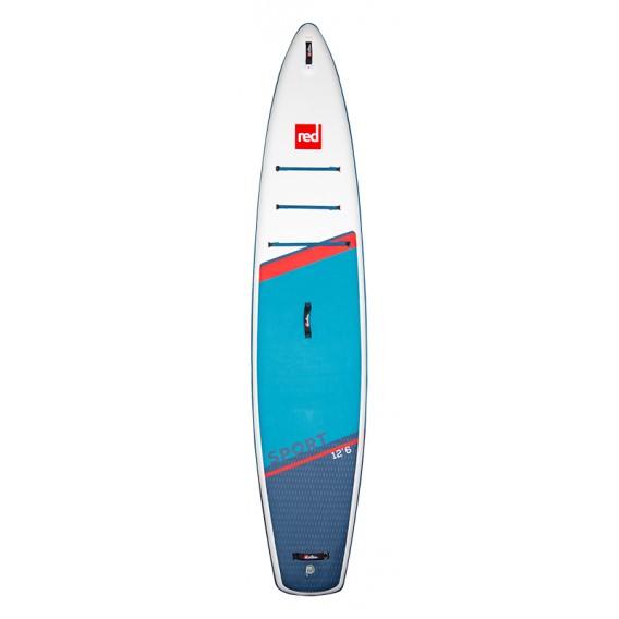 Red Paddle Sport 12,6 MSL SUP aufblasbares Stand up Paddle Board hier im Red Paddle-Shop günstig online bestellen