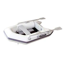 Allroundmarin Jolly 260 ohne Zubehör Luftboot Motorboot Freizeitboot grau