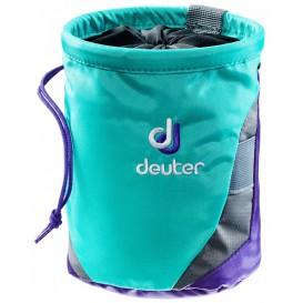 Deuter Gravity Chalk Bag I M Beutel für Kletterkreide mint-violet hier im Deuter-Shop günstig online bestellen