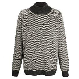 Sherpa Hasri Pullover Sweater Damen Pullover Rollkragenpullover kharani