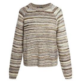 Sherpa Kohima Sweater Damen Strickpullover goa sand