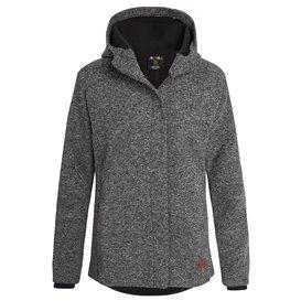 Sherpa Lhamu Hooded Jacket Damen Mantel Übergangsjacke kharani
