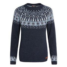 Sherpa Amdo Crew Sweater Damen Pullover Strickpullover rathee