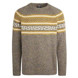 Sherpa Dhonu Crew Sweater Herren Pullover Strickpullover tamur river