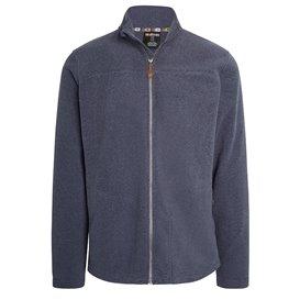 Sherpa Rolpa Jacket Herren Fleecejacke neelo blue
